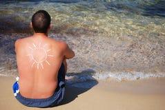 sun wakacje Obrazy Stock
