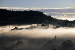 Sun weckt den Herd lizenzfreies stockfoto