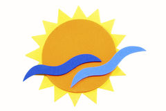 Sun and Wind Stock Photos