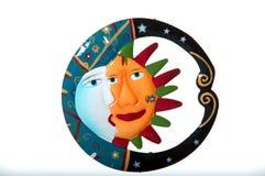 Sun y luna fotos de archivo libres de regalías
