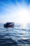 Sun y mar Fotos de archivo libres de regalías