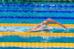 Sun Yang ( China) Royalty Free Stock Photo