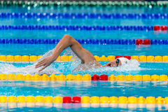 Sun Yang ( China) Royalty Free Stock Image