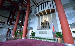 Sun Yat-sen corridoio commemorativo Immagine Stock Libera da Diritti