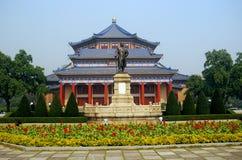 Sun Yat-sen, Guangzhou, China Stock Photo