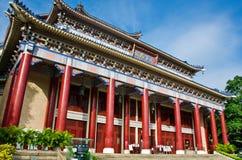 Sun Yat-sen hall commémoratif photographie stock