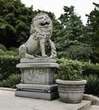 Sun Yat-sen Mausoleum Royaltyfria Bilder