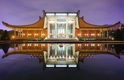 Sun Yat-Sen Memorial Hall Royalty Free Stock Photos