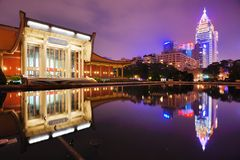 Sun Yat-Sen Memorial Hall Stock Photos