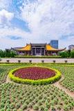 Sun Yat-Sen memorial hall stock photography