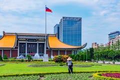 Sun Yat-Sen memorial hall stock photo