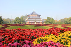Sun Yat-Sen Memorial Hall, designed by Lu Yanzhi and built with. Funds raised by local and overseas Chinese people in memory of Sun Yat-Sen,  in Guangzhou Stock Photo