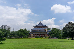 Sun yat sen memorial hall Stock Photography