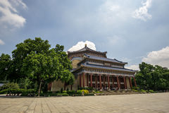 Sun yat sen memorial hall Stock Image