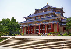 Sun Yat-sen Memorial Hall in Guangzhou Stock Photography