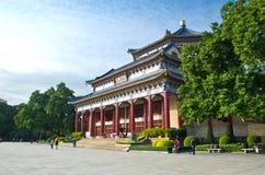 Sun Yat-sen Memorial Hall in Guangzhou Stock Photos