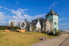 Sun Yat-sen Memorial Hall i Kobe Arkivbilder