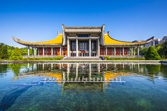 Sun Yat-Sen Memorial Hall Stock Images