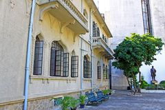 Sun Yat-sen Memorial House, Macau, China Foto de Stock