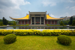 Sun Yat-sen minnesmärke Hall Royaltyfri Foto