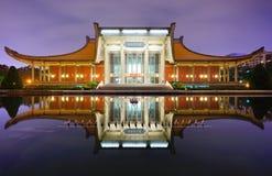 Sun Yat-sen minnesmärke Hall Royaltyfria Foton