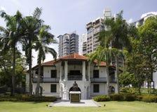 Sun Yat-sen Nanyang Memorial Hall, Singapore Immagine Stock Libera da Diritti