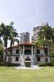 Sun Yat-sen Nanyang Memorial Hall, Singapore Royaltyfri Bild