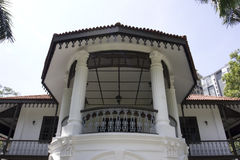 Sun Yat-sen Nanyang Memorial Hall, Singapore Royaltyfri Foto