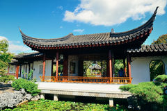Sun Yat-sen ogród Fotografia Stock