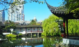 Sun Yat Sen Park Stock Images