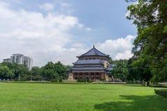 Sun Yat-sen pasillo conmemorativo Imagenes de archivo