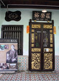Sun Yat Sen Penang base Royalty Free Stock Photo