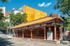 Sun Yat-sen-Quadrat Stockfotografie