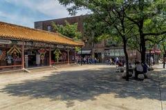 Sun Yat-sen-Quadrat Lizenzfreies Stockfoto