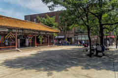 Sun-Yat-Sen Square Royalty Free Stock Photo