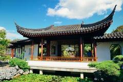 Sun Yat-sen trädgård Arkivbild