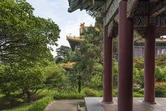 Sun Yatsen Memorial Hall Royalty Free Stock Photo