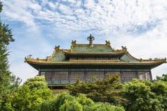 Sun Yatsen Memorial Hall Stock Photos