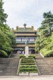 Sun Yatsen Memorial Hall Royalty Free Stock Photos