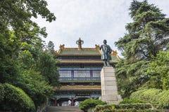 Sun Yatsen Memorial Hall Royalty Free Stock Image