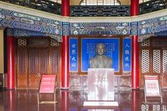 Sun Yatsen statue Stock Photo