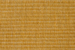 Sun yellow Ripstop fabric Royalty Free Stock Photos