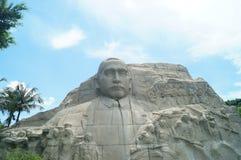 Sun Zhongshan statue Stock Photography