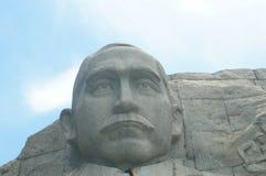 Sun Zhongshan statue Stock Photo