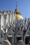 Sunamuni Buddhist Temple - Bago - Myanmar Stock Image