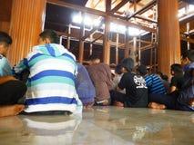 Sunan-ampel Moschee Stockfoto