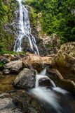 Sunanta Waterfall in Khao Nan National Park Stock Photography