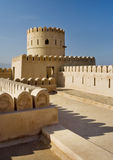 Sunaysilah Castle. Oman Royalty Free Stock Images