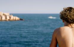 Sunbathe Imagens de Stock Royalty Free