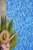 Sunbather Stock Photography